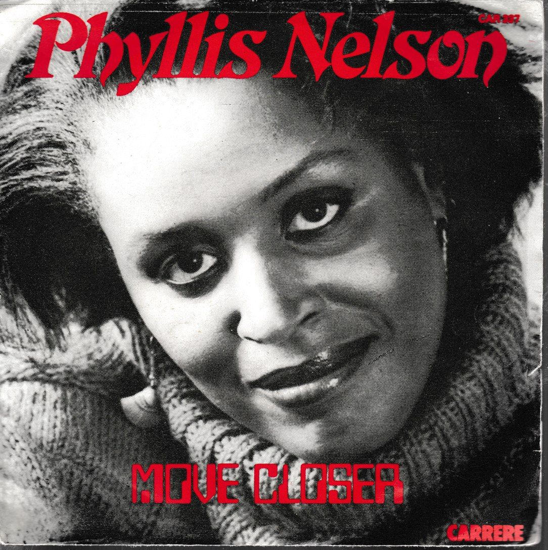 Phyllis Nelson - Move closer. 1984 Carrere Records